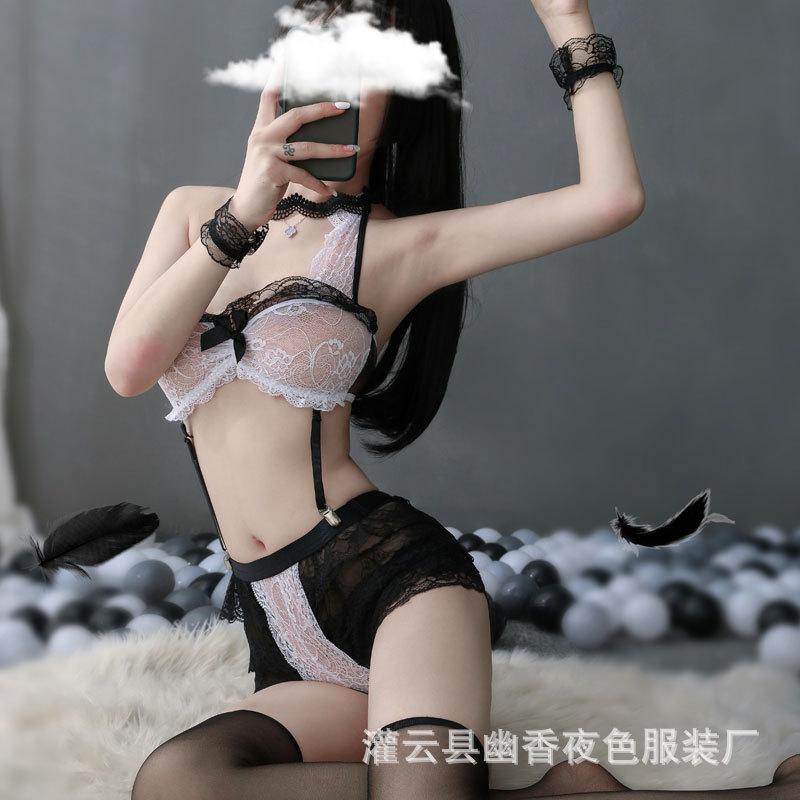 林林婷情趣内衣女式性感制服诱惑角色扮演活泼可爱兔女郎套装