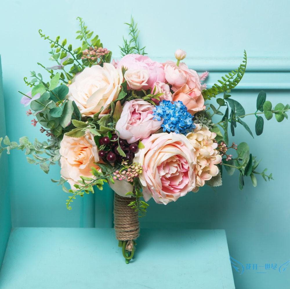 Цветочные композиции для свадеб / Свадебные букеты Артикул 566145377074