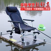 钓鱼椅子带伞一体便携式防晒抖音同款雨伞垂钓加粗导演小凳子钓椅