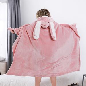 领5元券购买办公室午睡毯子单人学生夏季披肩