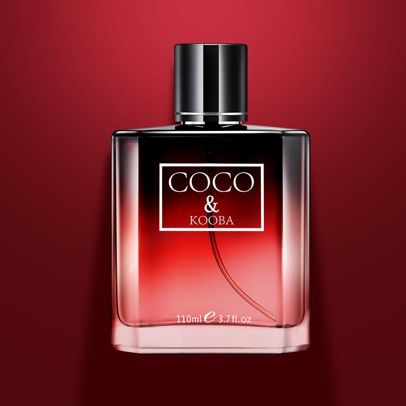正品coco男士香水持久淡香清新男人味香体学生自然古龙水勾引女士