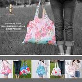 Dog可折叠环保购物袋 日本 手拎袋 设计师款 Prairie 防水买菜包