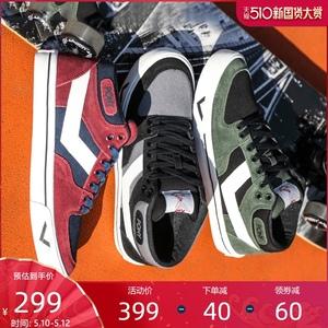 波尼/Pony男女鞋透气休闲滑板鞋Atop经典耐磨低帮运动鞋93M1AT01