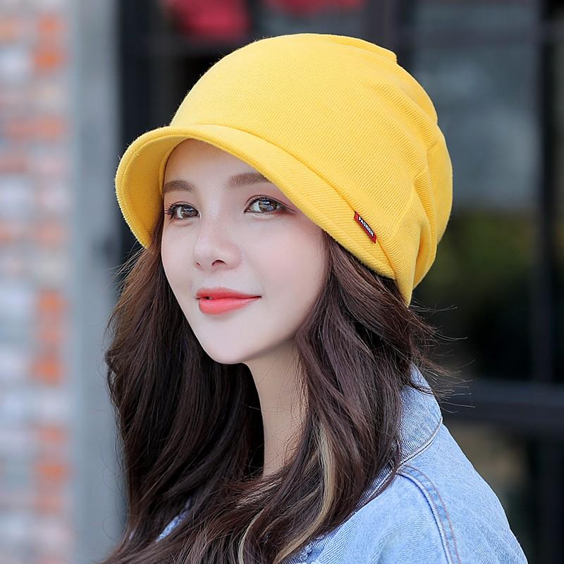 秋冬季英伦套头帽韩版潮流鸭舌帽