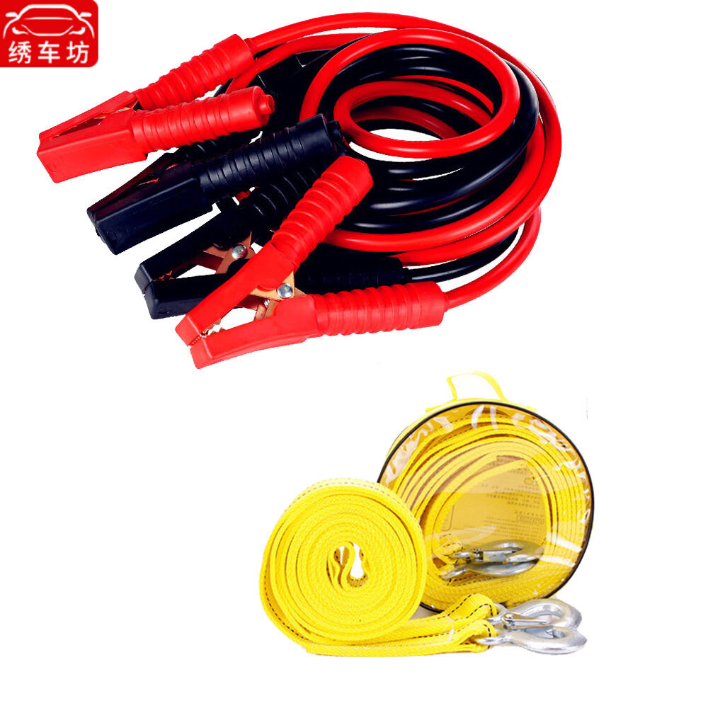 A set of 12V / 12V automobile lines for emergency use