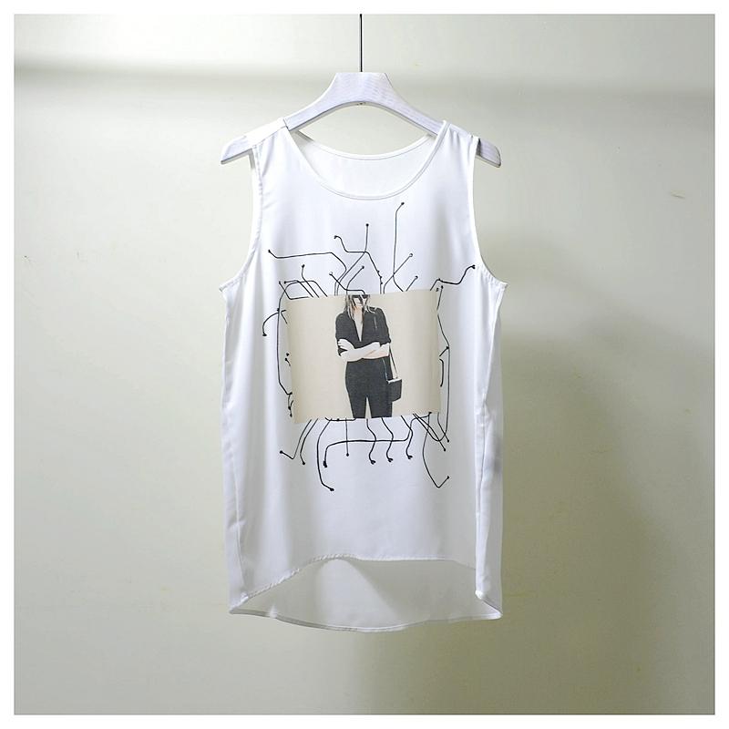 记◆系列商场撤柜专柜品牌折扣店剪标断码正品女装夏新款雪纺衬衫
