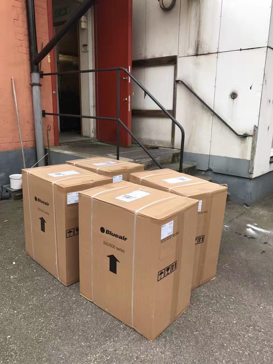 [馒头麻麻百宝箱空气净化,氧吧]瑞典直邮 blueair luftr月销量0件仅售6000元