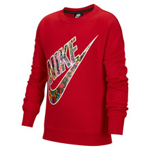 Nike Nike official NSW Chinese New Year boys' crew top new year cu3689