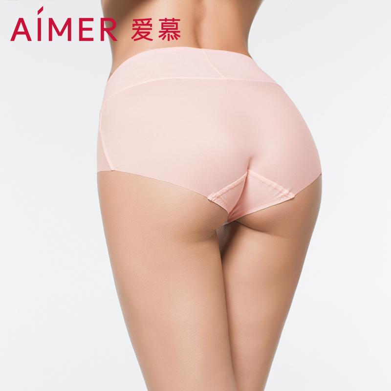 【凑单神器】爱慕KiKi裤中腰三角内裤【AM22100】