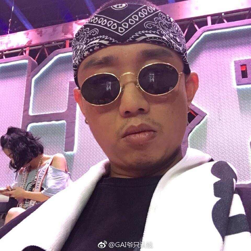 China has hip hop Gai aifujini Huang Xu, the same outdoor headscarf cashew nut flower, Korean fashion hair band