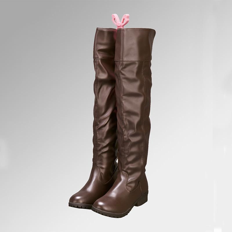 Япония LEC ботинки фиксированный клип зеркало телескопической ботинок стоять полка ботинок поддержка удлинитель ботинок хранение клип портативный ботинок поддержка удлинитель