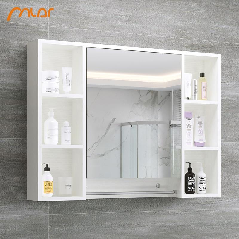 Шкафы с зеркалом в ванную комнату Артикул 586871451103
