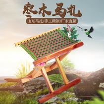 加厚便携美术折叠椅子大号中号板凳包邮户外写生椅可折叠
