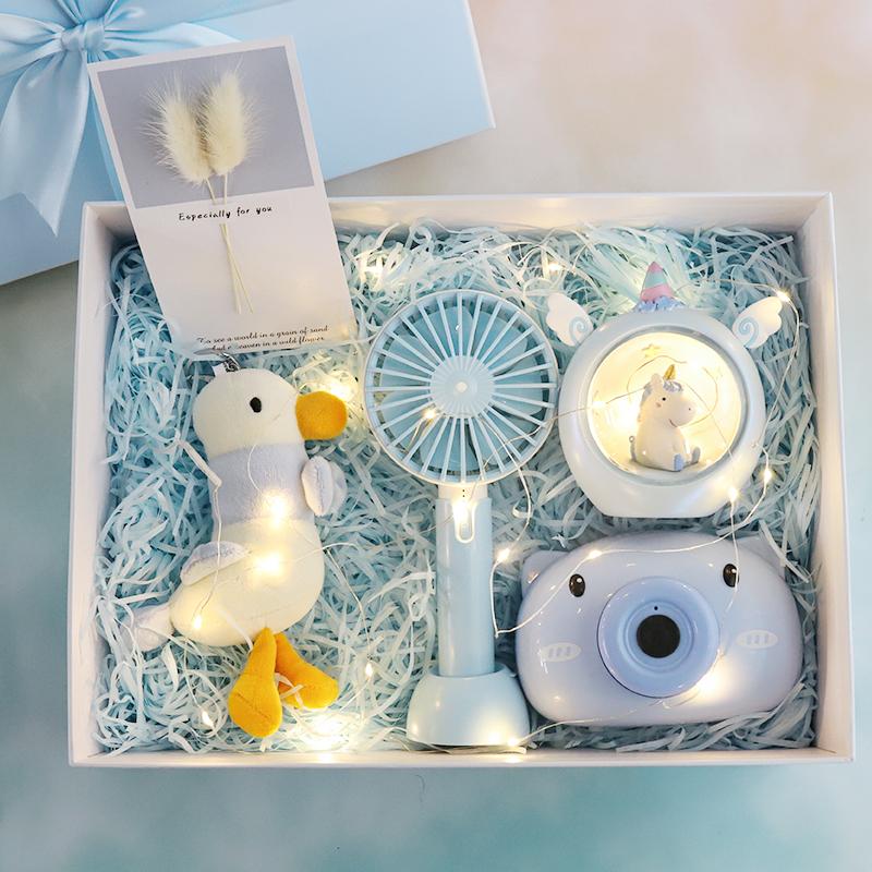 特别的礼物女创意生日小礼品礼盒套装少女心精致实用送闺蜜毕业男