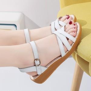 孕妇真皮2021夏季新款爆款凉拖鞋