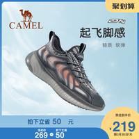 骆驼2021春季新款椰子男士运动男鞋质量如何