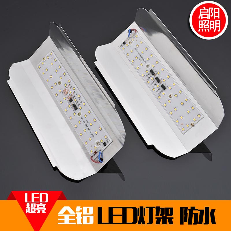 Светодиодный йод вольфрам лампы полка LED стенды водонепроницаемый ultrabright группа для 1000 плитка йод вольфрам лампа литье светящаяся лампа работа свет