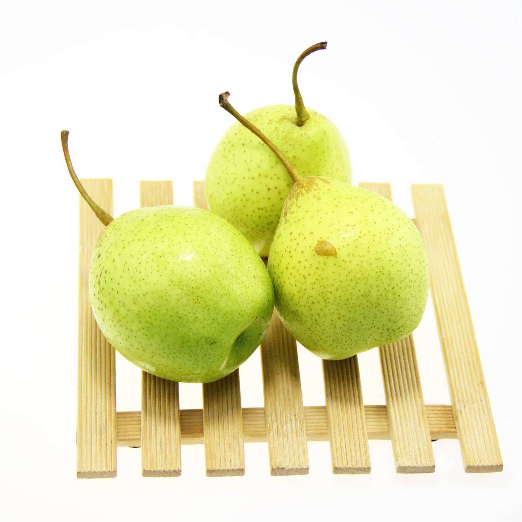 河北青皮鸭梨 当季新鲜水果梨子5斤装(单果200g起)