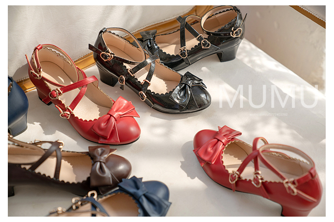 Mumu dress studio [girls dinner party] high heeled shoes