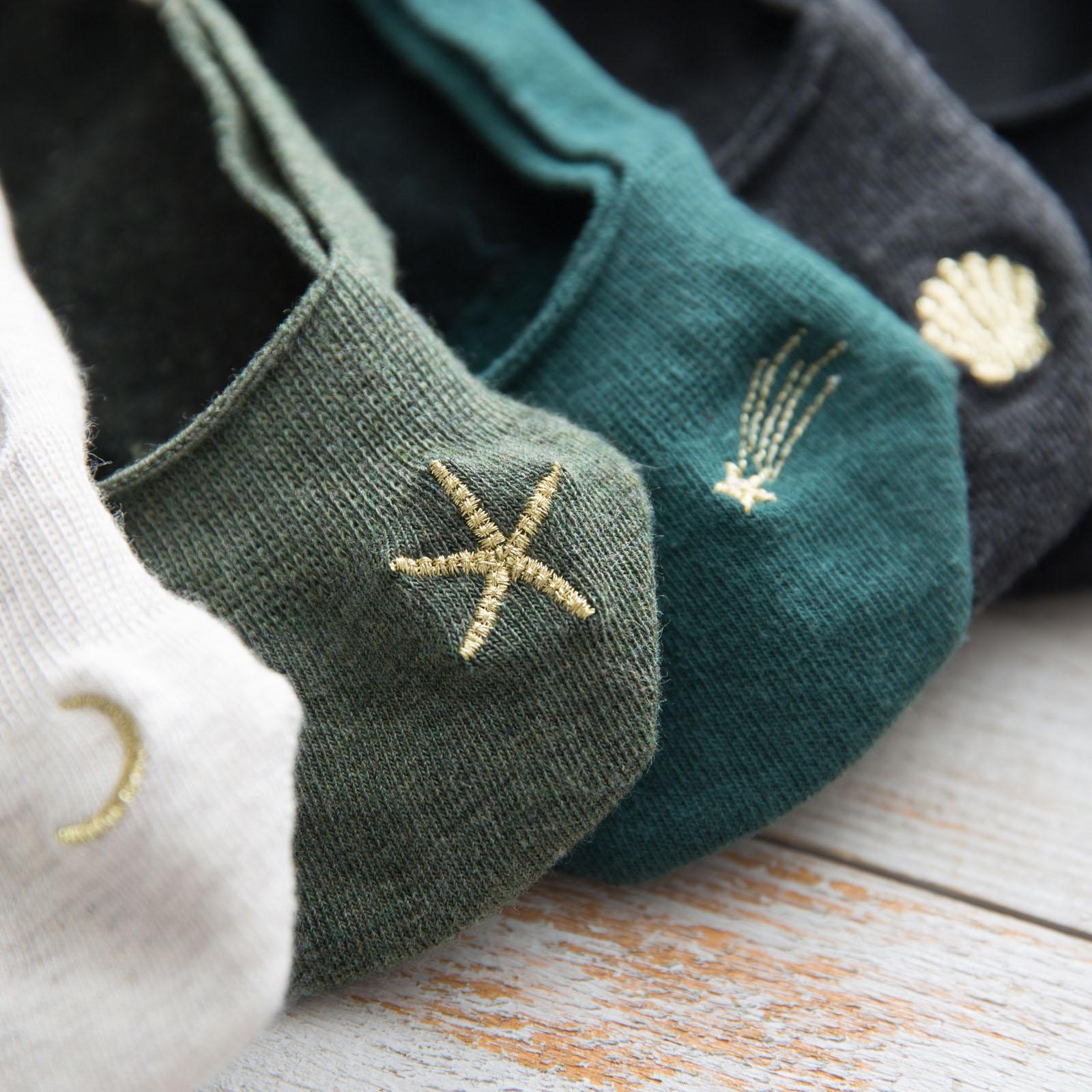 脚底袜子女船袜纯棉浅口韩国可爱硅胶防滑不掉跟隐形春秋冬季床袜