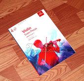 正版英皇考级 小提琴考级作品 第四级 2020-2023附CD带钢谱英文版