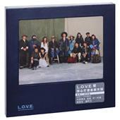15张写真歌词卡 陈奕迅2018年新专辑 正版 包邮 LOVE Eason 唱片CD