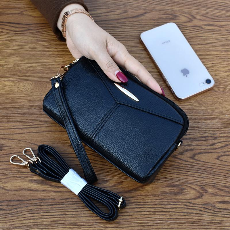 Spring bag women 2019 new small backpack simple one shoulder cross arm handbag versatile temperament Mini shell bag