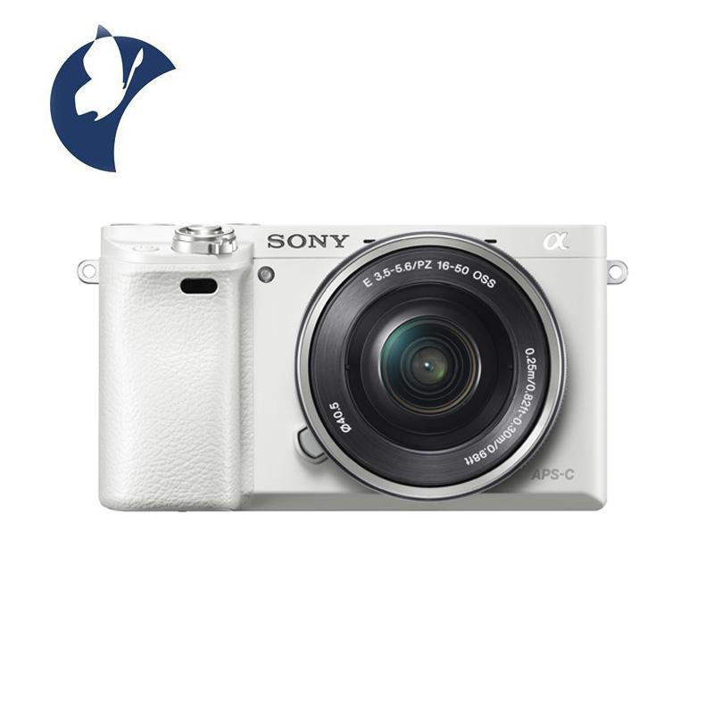 (95新)索尼A6000 16-50人像镜头二手索尼入门微单相机套机