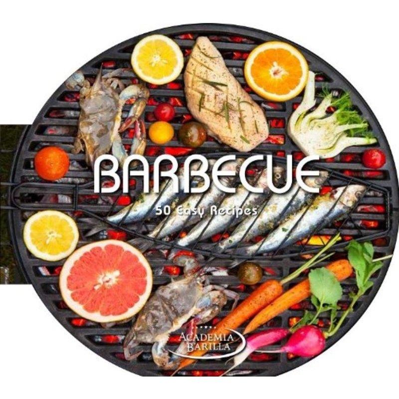 英文原版 50 Easy Recipes: Barbecue