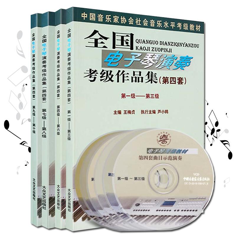 Четвертый сет полностью Учебное пособие по английскому языку по электрическому фортепьяно, серия уроков 1-3 4-6 7-8 9-10 классов