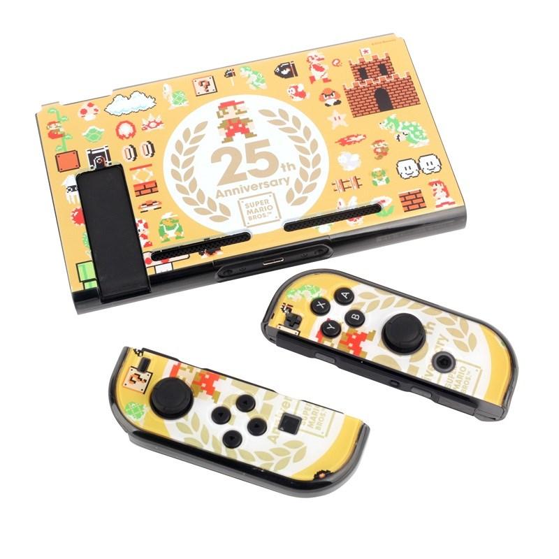任天堂Switch保护壳游戏主题彩壳限定版NS保护套分体外壳主机配件