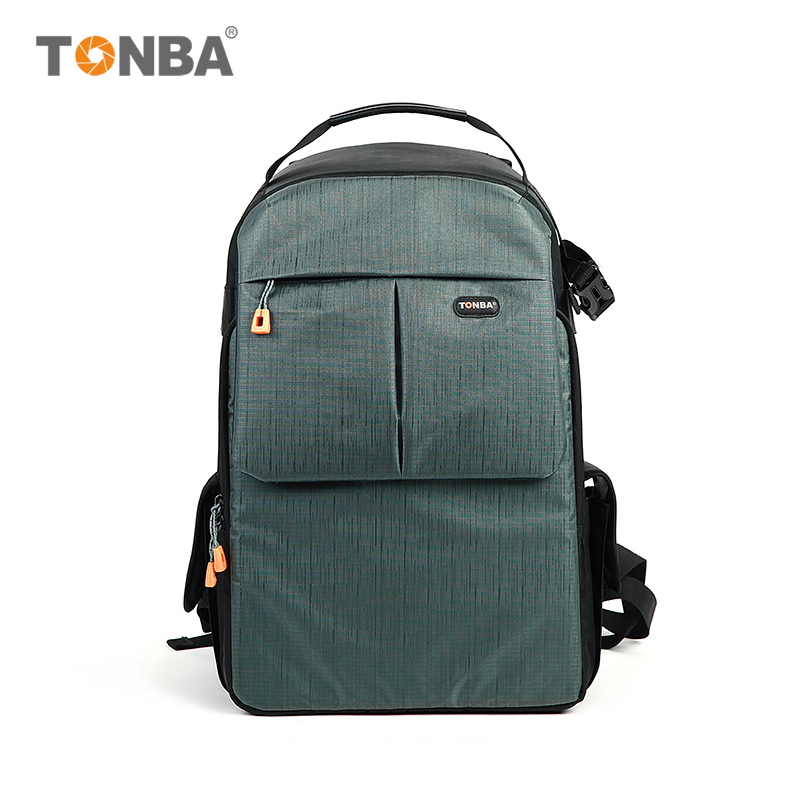 Tongba light and easy to carry small double shoulder photography bag