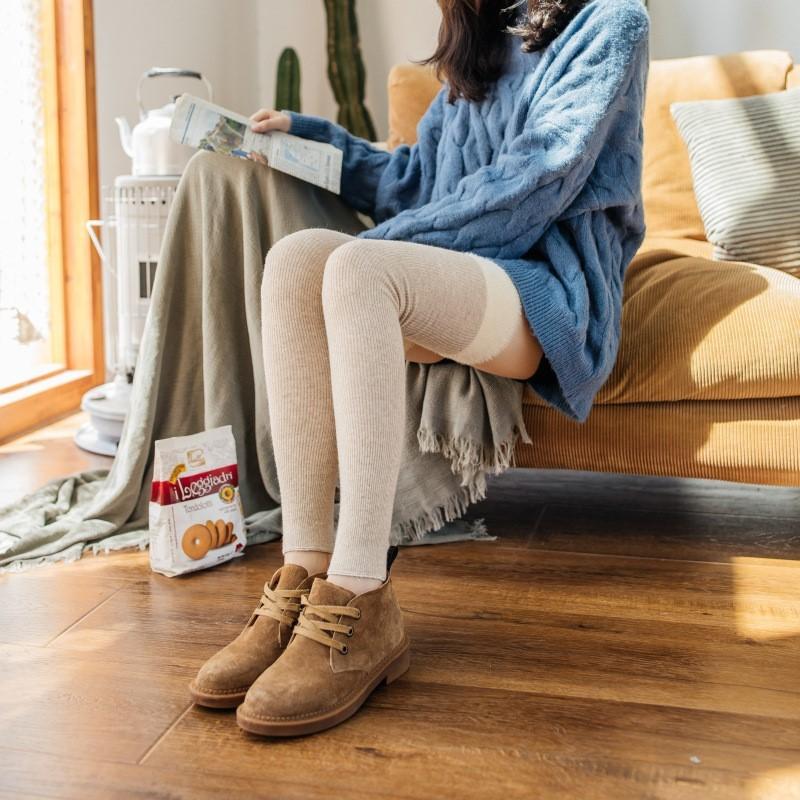 日本代购专用护膝保暖女加长版关节老年人护漆老寒腿女士冬季防寒