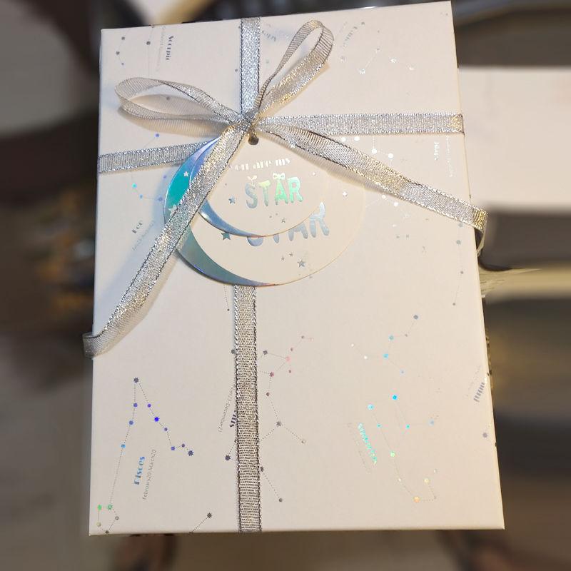 可爱生日大号长方形精美礼物盒子券后15.48元