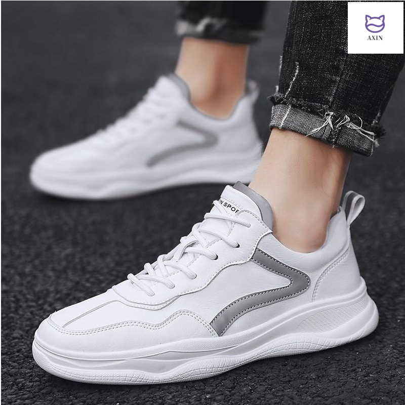 Mens shoes 2020 new spring small white shoes Korean Trend casual versatile board shoes summer canvas shoes mens fashion shoes
