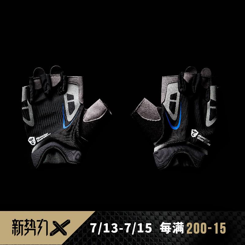 Мужские перчатки без пальцев Артикул 552079844345