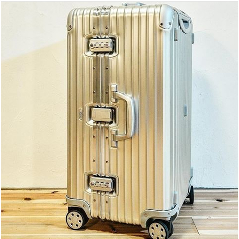 Large capacity 32 inch Trolley Case female ins net red travel code box male universal wheel 30 inch tide