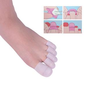 腳趾保護套不磨腳防磨腳硅膠痛大腳趾頭運動手指護理超薄女高跟鞋