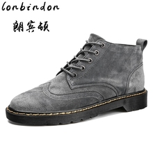 Lbdunulzzang Hong Kong style outdoor shoes Brock style summer fashion versatile simple light work shoes