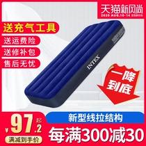 加大三层充气床家用双人气垫床加厚加高充气床垫单人简易折叠床