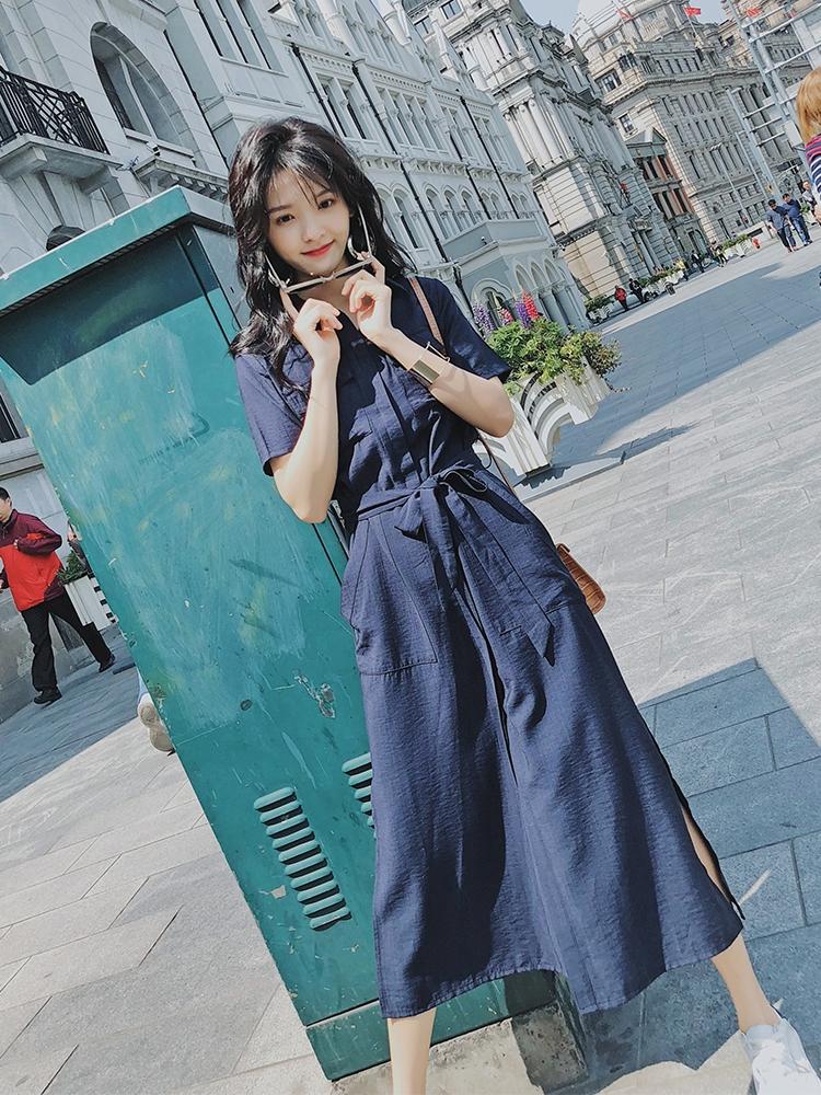 气质长裙连衣裙大气值得入手吗