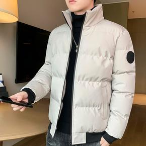 男士外套秋冬季2020新款男装棉衣韩版潮流短款棉袄加厚羽绒棉服男