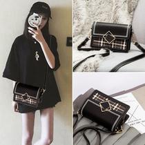 新款潮韩版女士皮包时尚单肩百搭斜挎包女包2018上新软皮小包包女