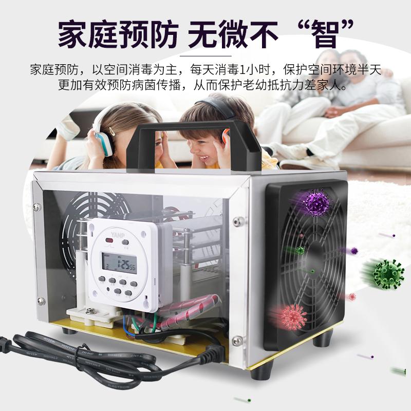 30g臭氧发生器家用消毒机除甲醛