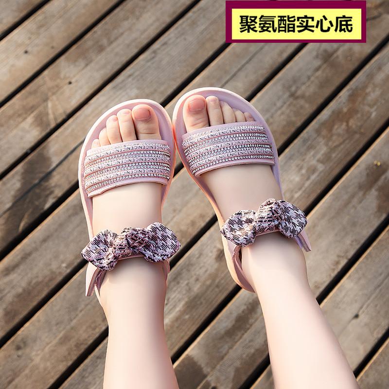 女童凉鞋2020新款时尚儿童鞋子夏季小女孩凉鞋公主防滑软底宝宝鞋