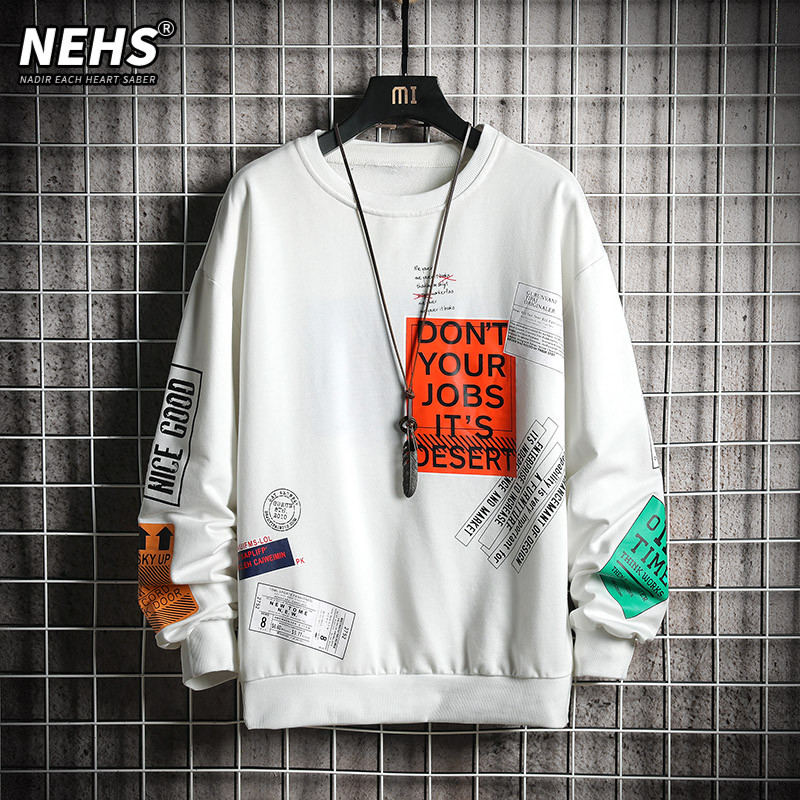 10-28新券t恤男士情侣装夏季潮流春装卫衣