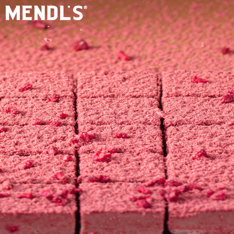 Mendls mandels milk raspberry mint chocolate classic import Express gift giving Valentines Day