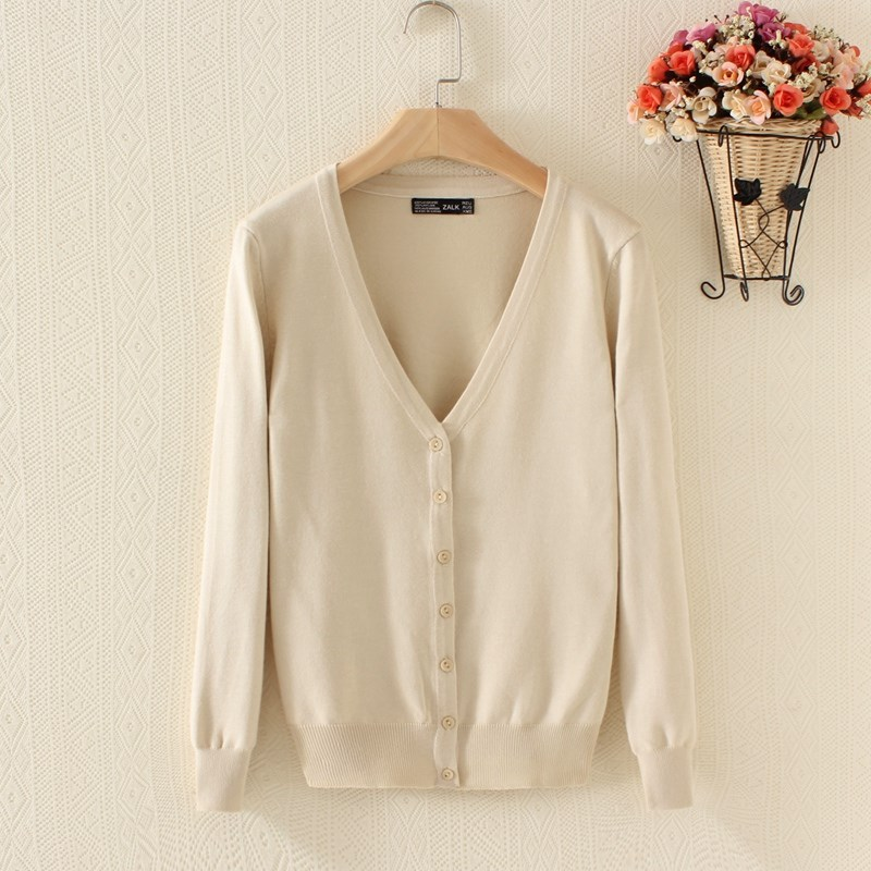 T-shirt sweater cardigan spring and autumn dress plus mothers dress middle-aged and elderly short style with womens open jacket