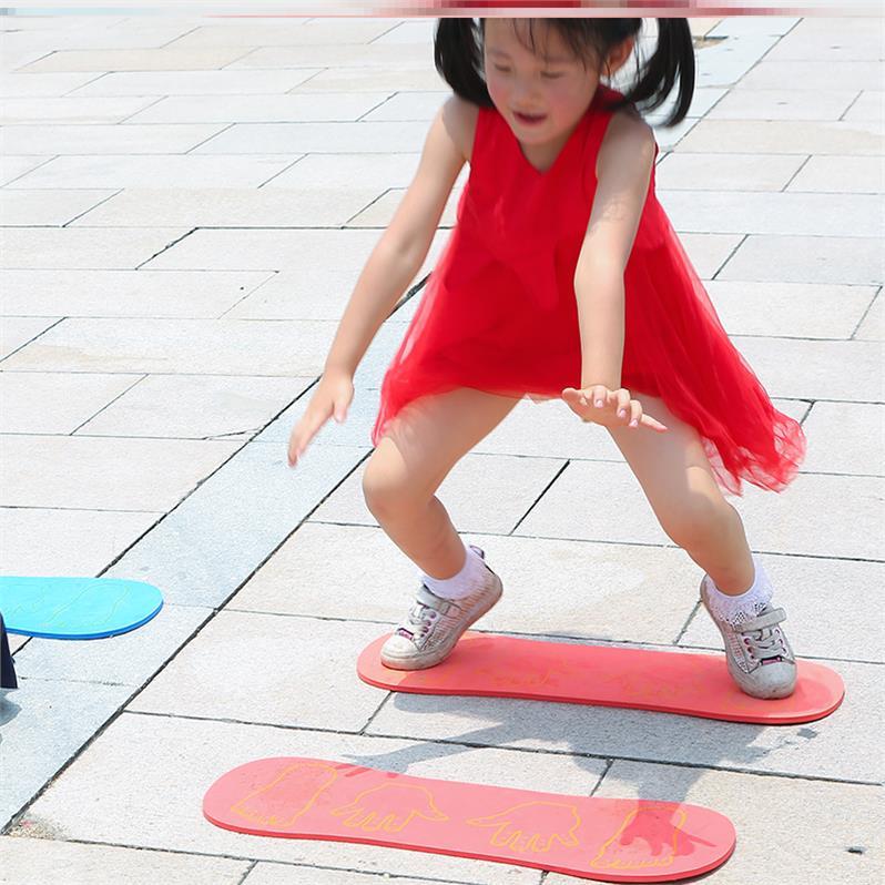 训练儿童体育锻炼手脚器材泡沫智能器械大班游戏活动叠加拓展板