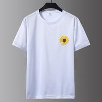 男士短袖T恤2020新款潮牌男装半截袖潮流夏季体夏装修身上衣服